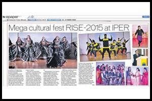 Press Coverage : Rise 2015 – Premier UG Event