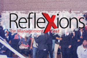 New Website Launch: Reflexions 2015
