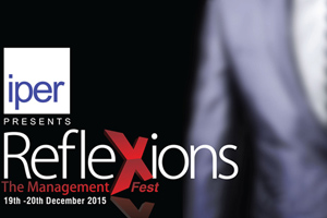 Concludes : Reflexions Season 3  – The Management Fest