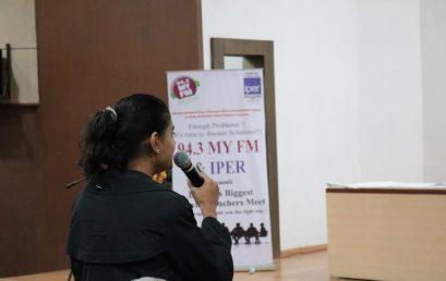 Talk: Parents Participation in Child's Success