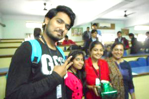 Logo Designing @ BSSS College: First Prize for IPERUG