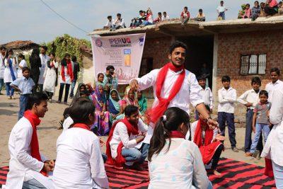 NSS : Swastha Gaon Swastha Bharat
