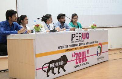 "Corporate Community Event : ""Digital India Initiative"""