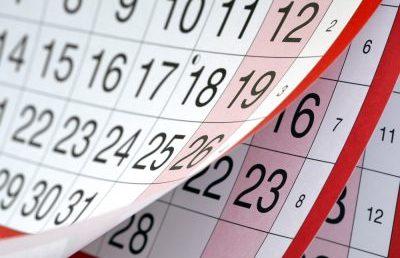 'Academic Calendar 2016'  :IPER UG Courses