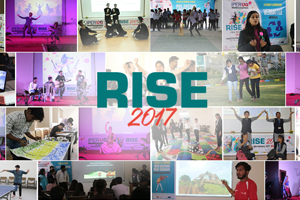 RISE Season 3 : The Under Grads Annual Fest