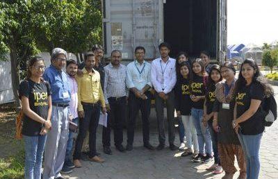 Industrial Visit : Daawat Foods Pvt Ltd