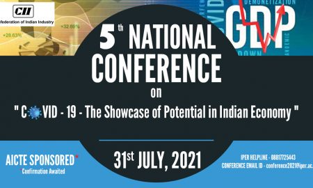 IPER's 5th National Conference 2021 - July 2021