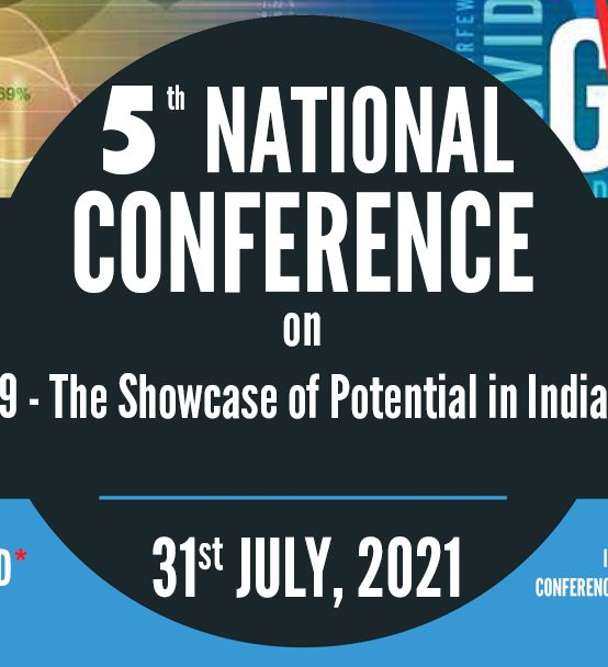 5th National Conference at IPER Bhopal – 31st July, 2021