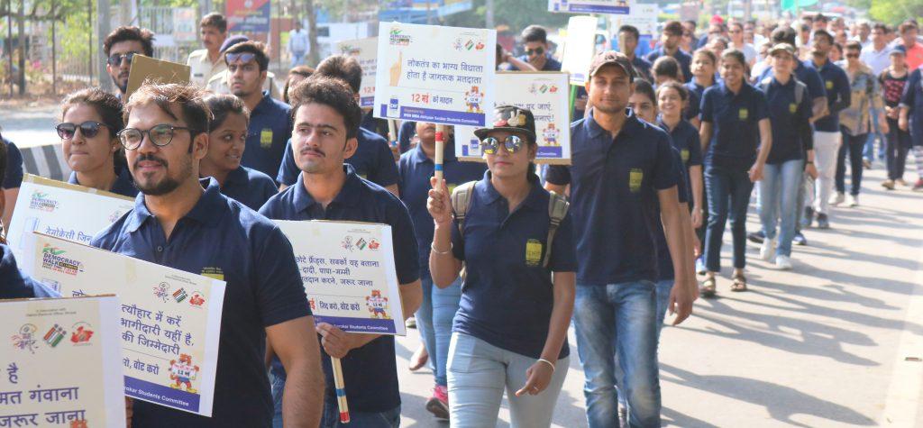 Democracy Walk by IPER MBA