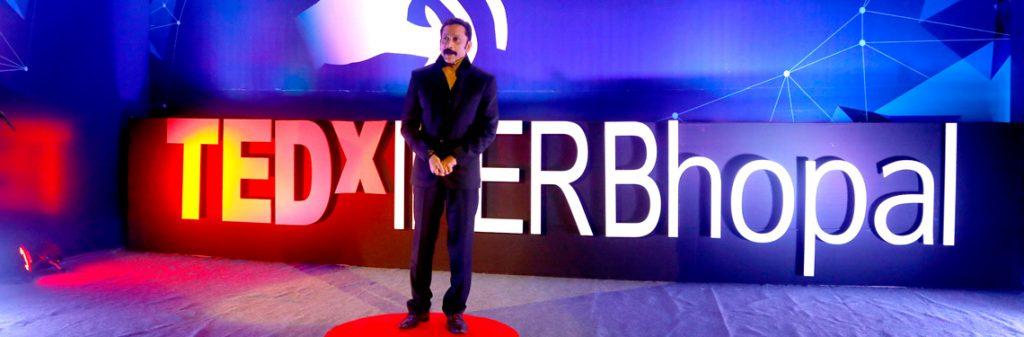 TEDxIPERBhopal - Mukesh Tiwari Speaks on Inspirations