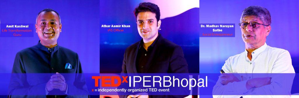 TEDxIPERBhopal Speakers