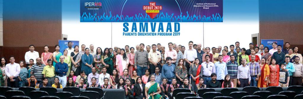 IPER UG Samvaad 2019