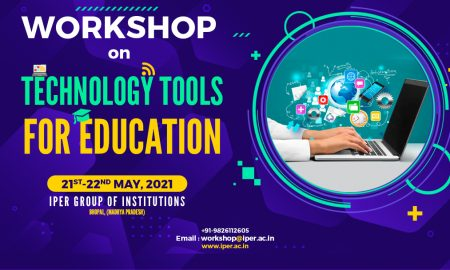 IPER Workshop on Technology Tools for Education - 2021
