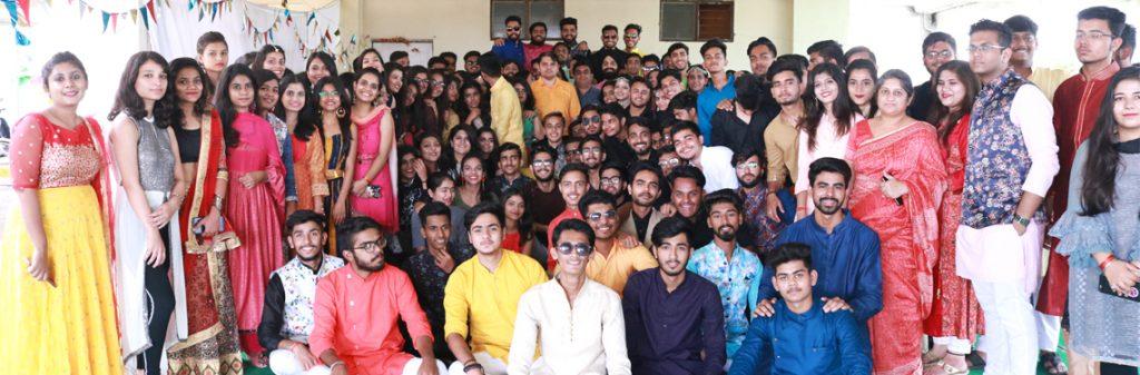 Garba and Dandiya Celebration
