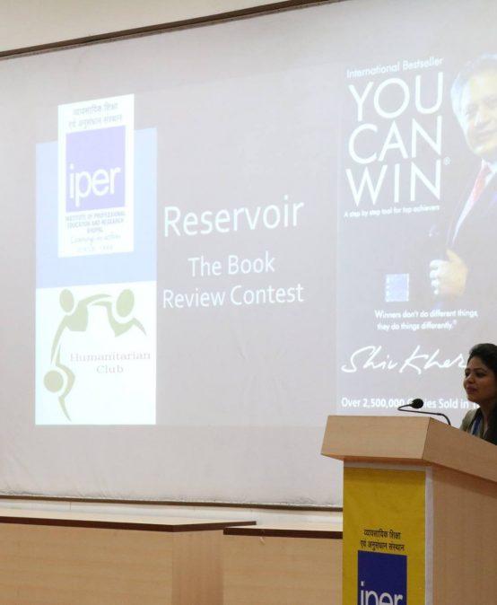 """Reservoir"" – Book ReviewContest"