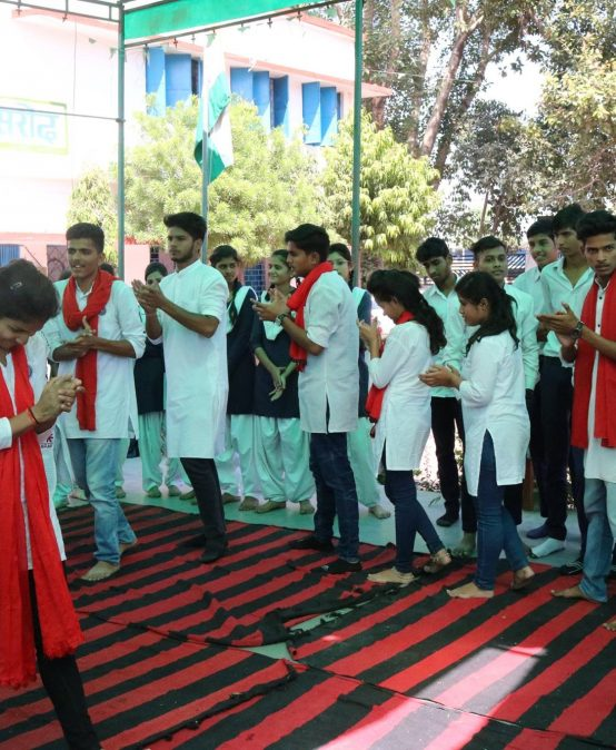 First AID : The Awareness Camp