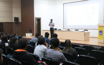 MBA Course Awareness Session by Career Launcher