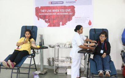 Blood Donation:  A Social Responsibility