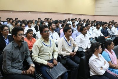 HDFC Campus Placement Drive at IPER MBA