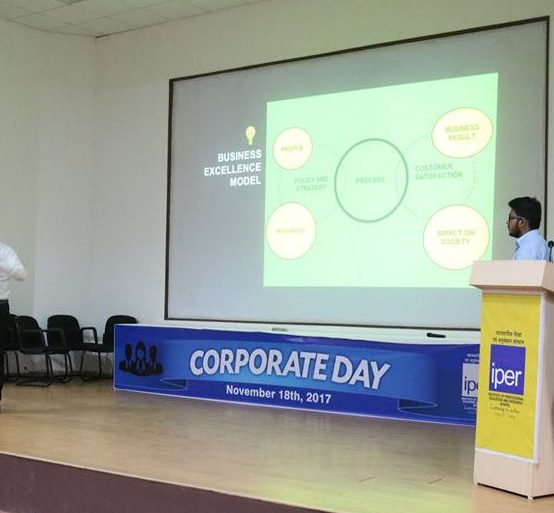 Corporate Day : Learn Corporate Ethics With IPER