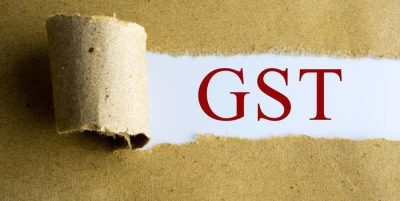 GST A New Beginning – Seminar at IPER UG