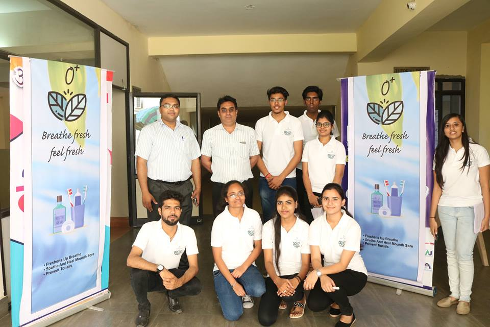 Free Dental Check-Up and Awareness Camp Organized at IPER