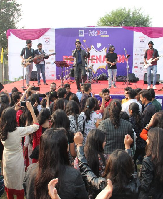 RefleXions 2018 : Inter College Annual Fest Hosted by IPER