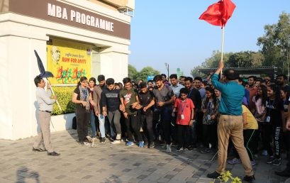 Rashtriya Ekta Diwas celebrated at IPER Bhopal Campus