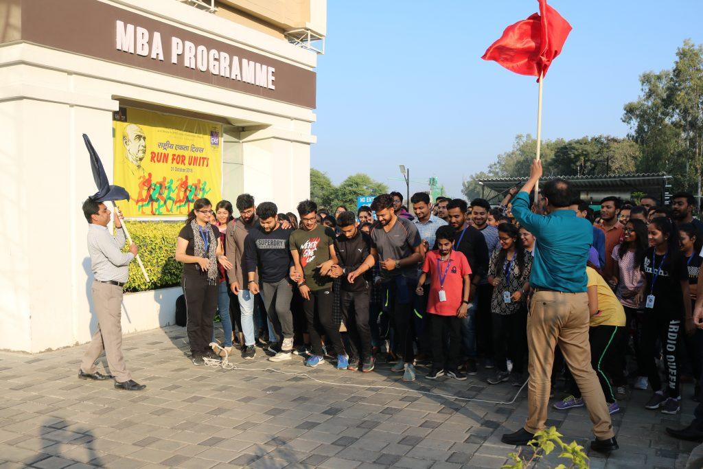 Rashtriya Ekta Diwas celebrated at IPER Bhopal Campus