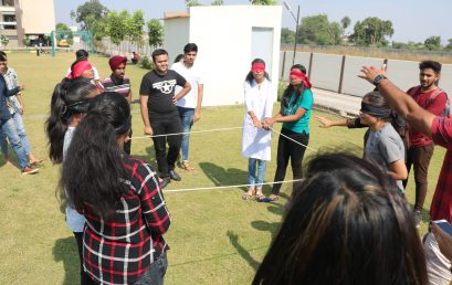Synergy – Management games held at IPER UG Bhopal