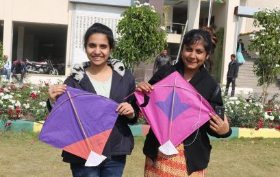 Kite Festival Organized at IPER