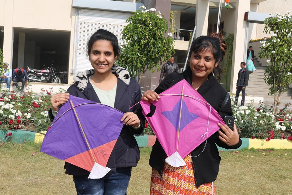 Kite Festival Organized at IPER