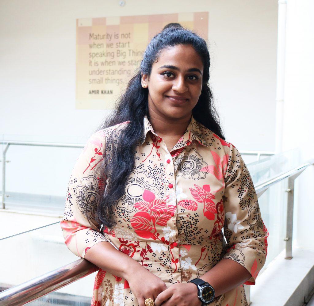 Madhu M Nair