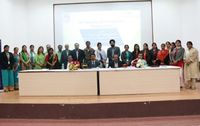 Faculty Development Programme Concludes