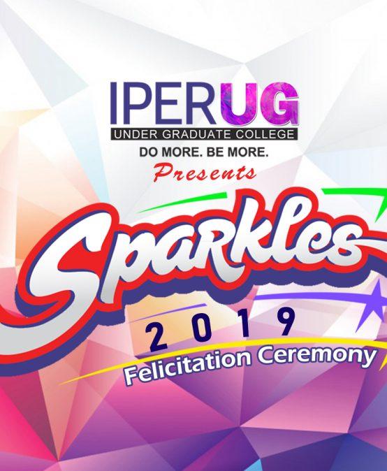 IPER-UG SPARKLES 2019