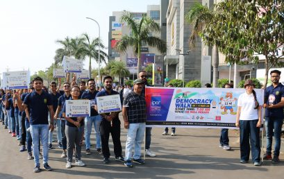 Democracy Walk by IPER MBA Students