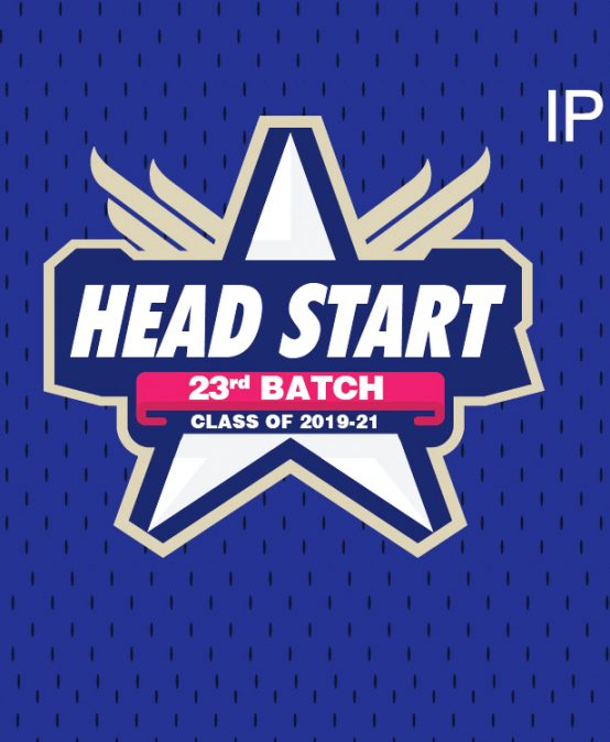 Head Start – MBA Induction 2019