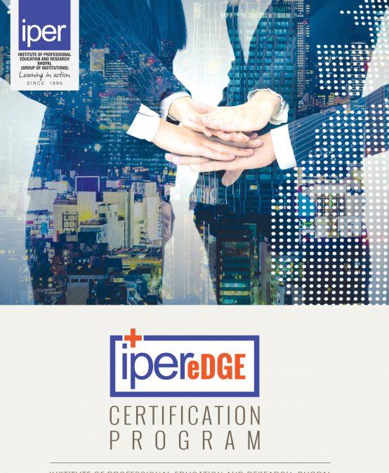 IPEReDGE – Certification Program