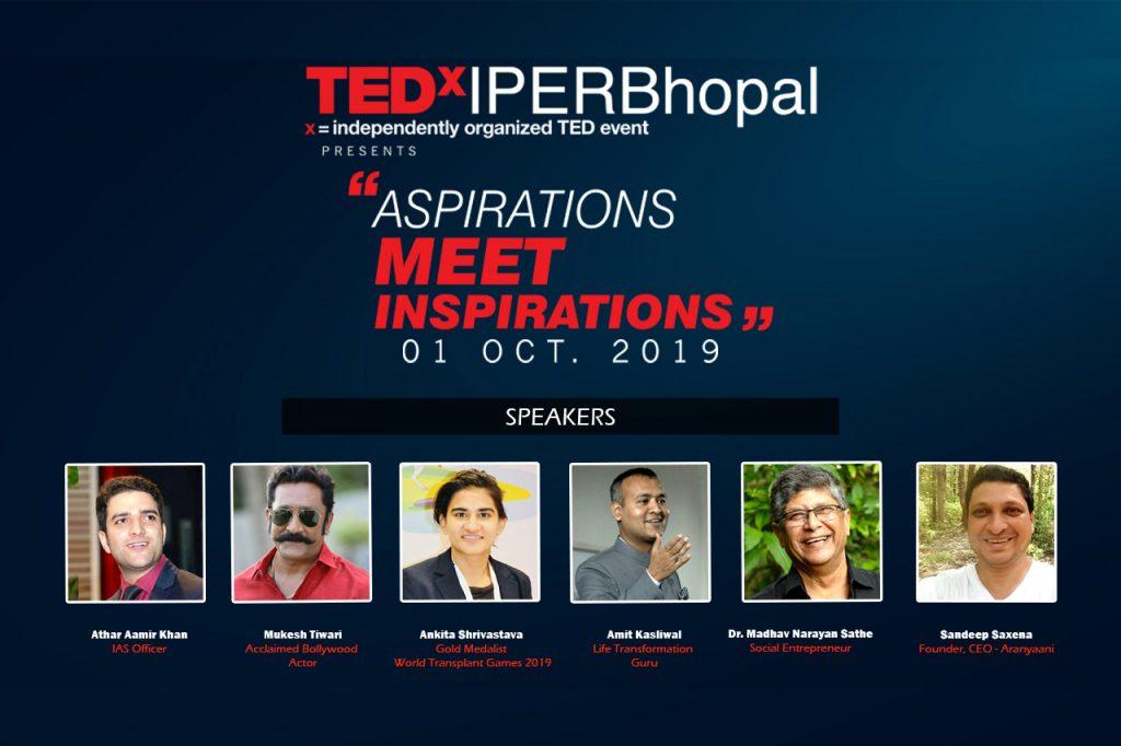 TEDx IPER Bhopal