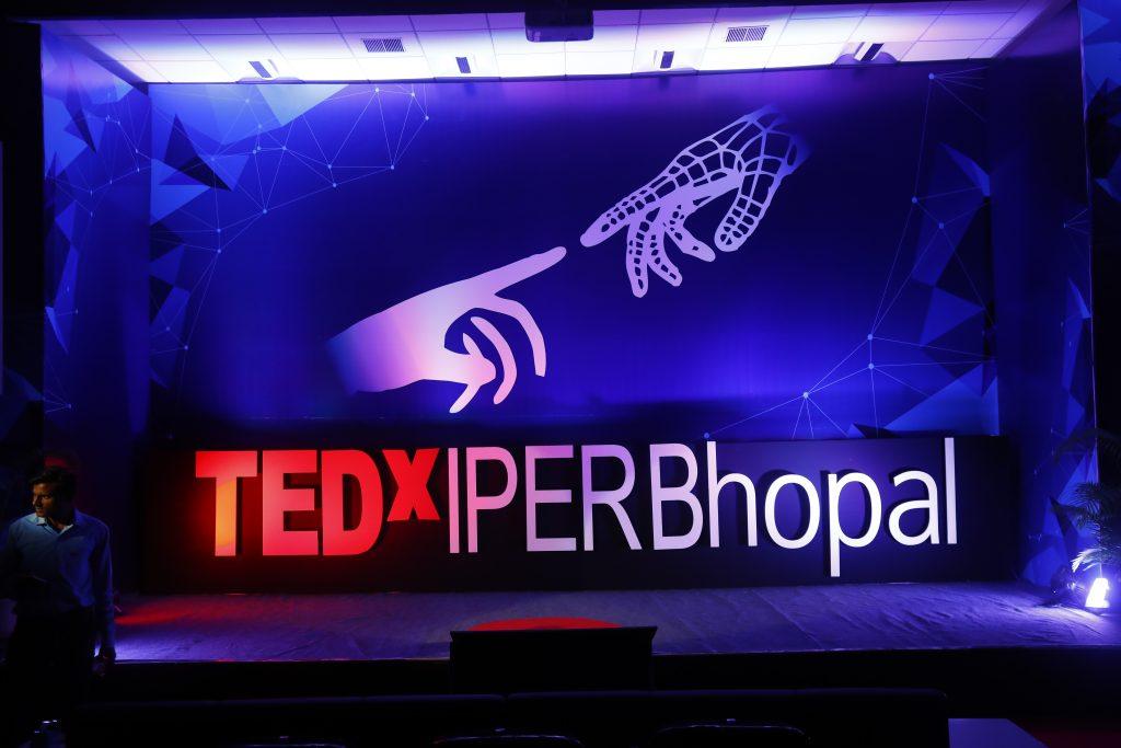 TEDxIPERBhopal - TEDx at IPER