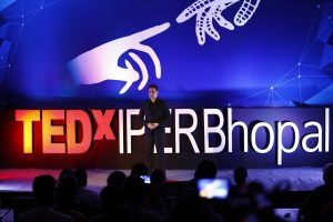 TEDx at IPER - Athar Amir Khan (IAS)