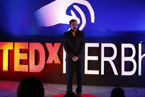 TEDx at IPER - Mukesh Tiwari (Bollywood Actor)