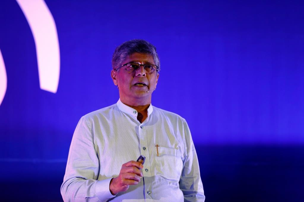 Dr. Madhav Sathe at TEDxIPERBhopal