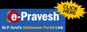 epravesh admission portal link