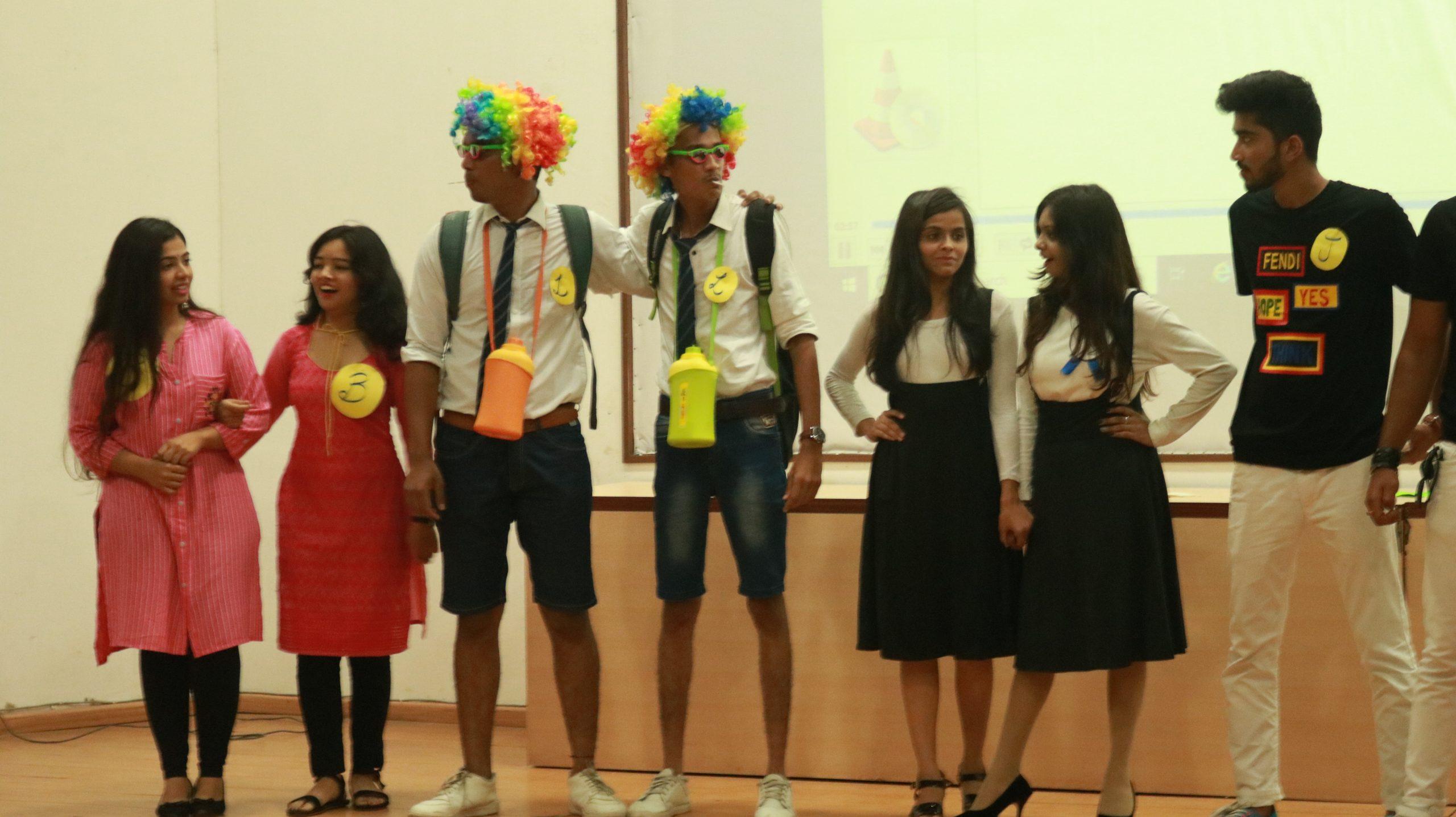 Theatre Workshop at IPER UG