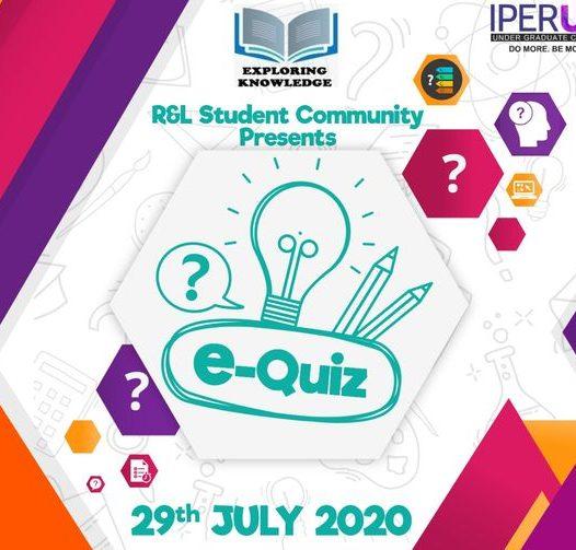 eQuiz by Exploring Knowledge – IPER UG