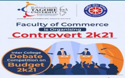 Inter-College Debate Winner 2021 – IPER MBA