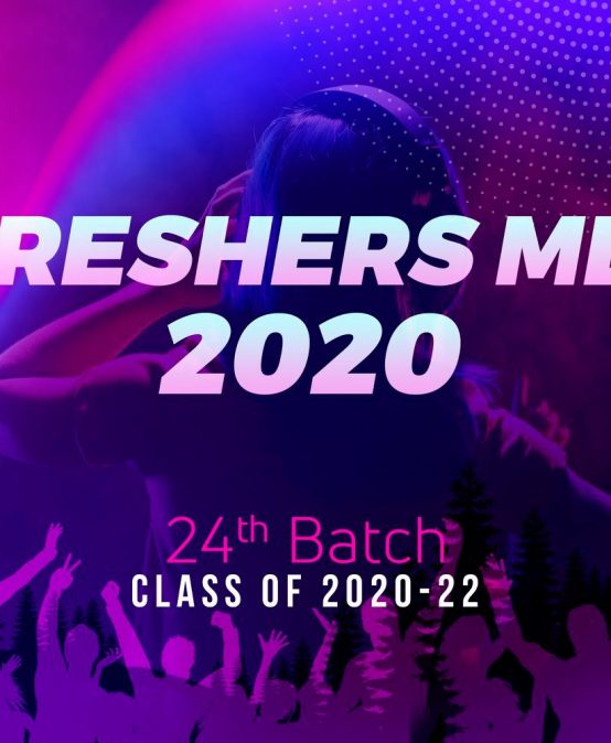 MBA Freshers First Meet – eFreshers – 12th Dec, 2020