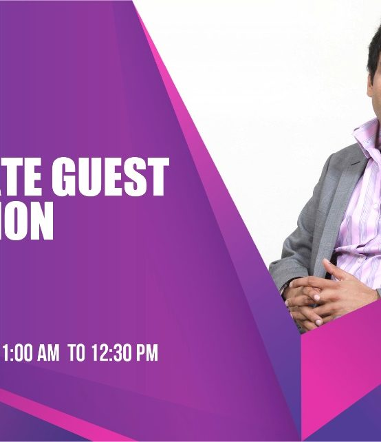 Corporate Guest Session by Ankur Gupta, Ashiana Housing – 20th March, 2021