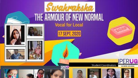 IPER UG Swahraksha Workshop